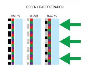 Green-light-autochrome